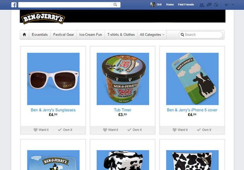 Reach more customers by exporting your products to your Facebook Shop page.